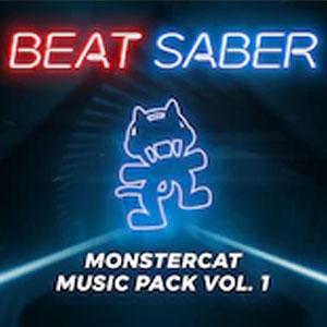 Acheter Beat Saber Monstercat Music Pack Vol. 1 Clé CD Comparateur Prix