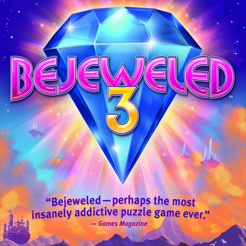 Acheter Bejeweled 3 Cle Cd Comparateur Prix