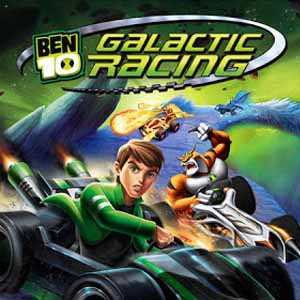 Acheter Ben 10 Galactic Racing Nintendo 3DS Download Code Comparateur Prix