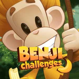 Acheter Benji Challenges Clé Cd Comparateur Prix