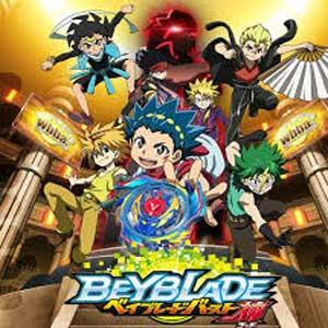 Beyblade God