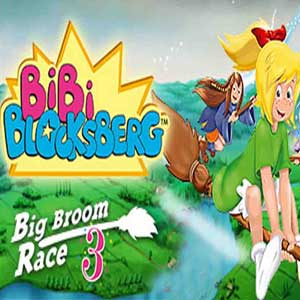 Bibi Blocksberg Big Broom Race 3