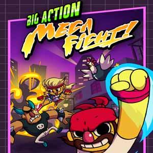 Acheter Big Action Mega Fight Clé Cd Comparateur Prix