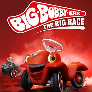 Acheter BIG-Bobby-Car The Big Race Clé CD Comparateur Prix