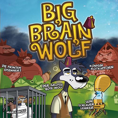 Acheter Big Brain Wolf Clé Cd Comparateur Prix