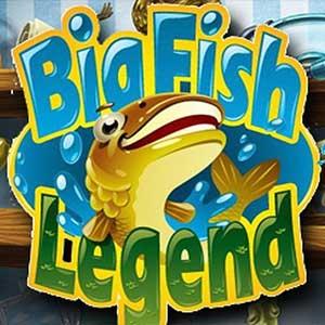 Acheter Big Fish Legend Clé Cd Comparateur Prix