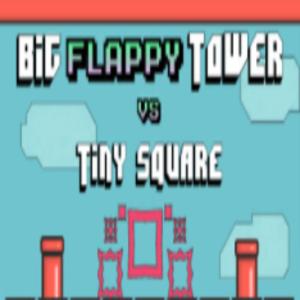 Big FLAPPY Tower VS Tiny Square