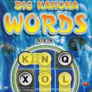 Acheter Big Kahuna Words Clé Cd Comparateur Prix