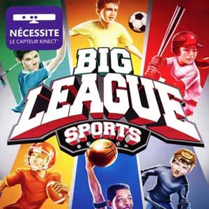 Acheter Big League Sports Xbox 360 Code Comparateur Prix