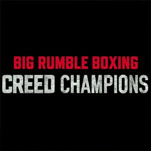 Acheter Big Rumble Boxing Creed Champions PS4 Comparateur Prix