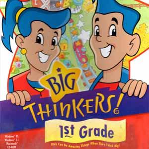 Acheter Big Thinkers 1st Grade Clé Cd Comparateur Prix