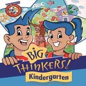 Acheter Big Thinkers Kindergarten Clé Cd Comparateur Prix