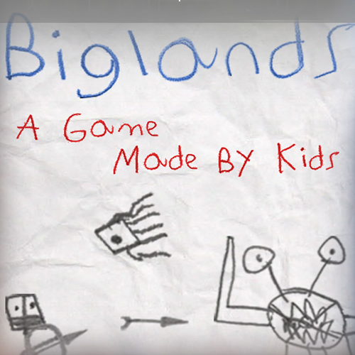 Biglands A Game Made By Kids