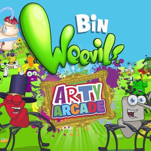 Acheter Bin Weevils Arty Arcade Clé Cd Comparateur Prix