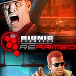 Acheter Bionic Commando Rearmed Clé Cd Comparateur Prix