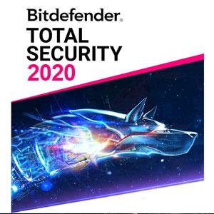 Acheter Bitdefender Total Security 2020 Clé CD au meilleur prix