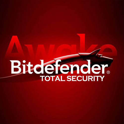 Bitdefender Total Security 3 Mois