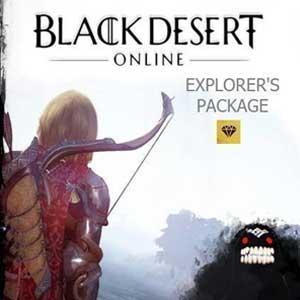 Black Desert Online Explorer's Package