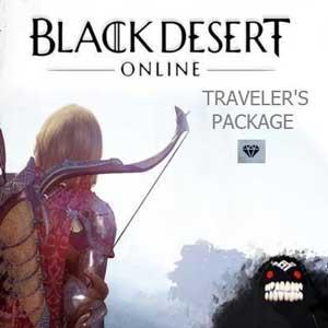 Black Desert Online Traveler's Package