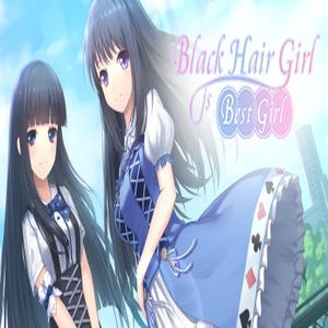 Black Hair Girl is Best Girl