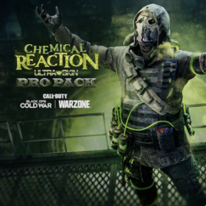 Black Ops Cold War Chemical Reaction Pro Pack