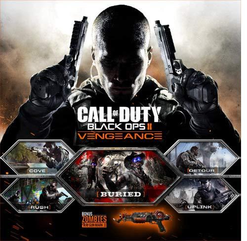 Acheter COD Black Ops II Vengeance DLC clé CD Comparateur Prix