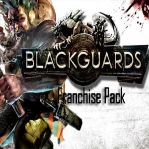 Acheter Blackguards Franchise Pack Clé Cd Comparateur Prix