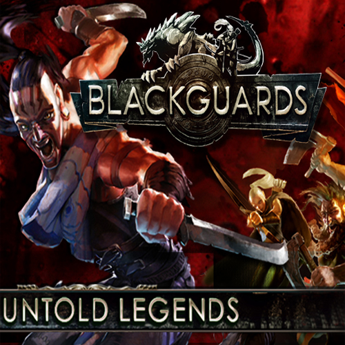 Acheter Blackguards Untold Legends Cle Cd Comparateur Prix
