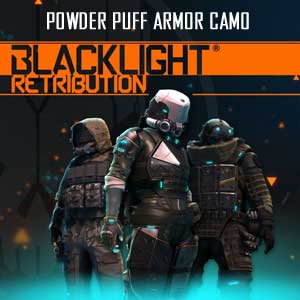 Blacklight Retribution Powder Puff Armor Camo