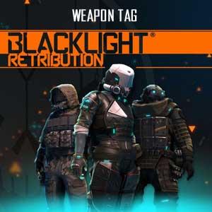 Blacklight Retribution Weapon Tag