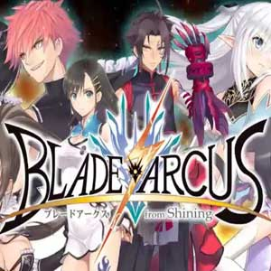 Acheter Blade Arcus Rebellion from Shining PS4 Comparateur Prix