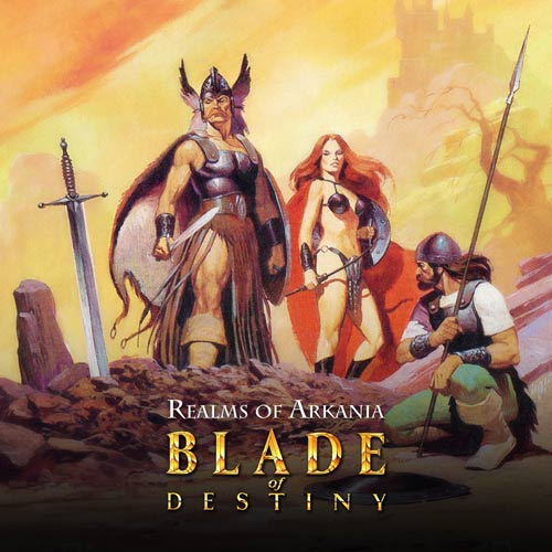 Acheter Realms of Arkania: Blade of Destiny clé CD Comparateur Prix