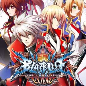 Telecharger BlazBlue Chrono Phantasma EXTEND PS4 code Comparateur Prix