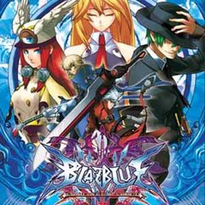 Telecharger BlazBlue Continuum Shift PS3 code Comparateur Prix