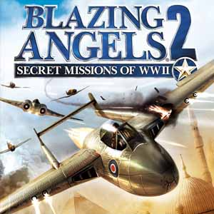 Acheter Blazing Angels 2 Secret Missions of WW2 Xbox 360 Code Comparateur Prix