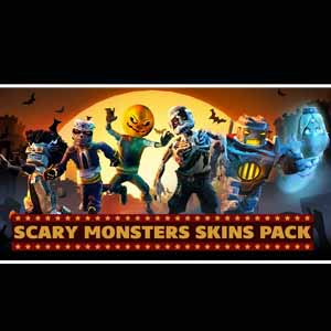 Acheter Block N Load Scary Monsters Skin Pack Clé Cd Comparateur Prix
