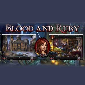 Acheter Blood and Ruby Clé Cd Comparateur Prix