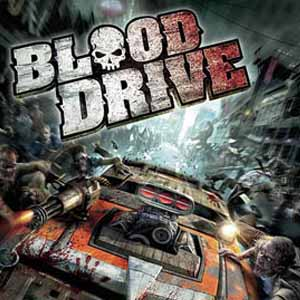 Telecharger Blood Drive PS3 code Comparateur Prix