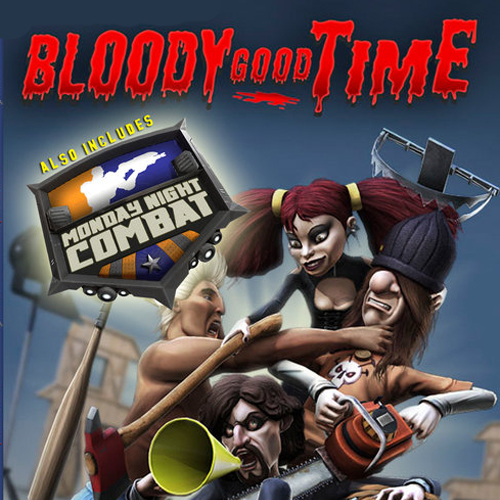 Acheter Bloody Good Time Cle Cd Comparateur Prix