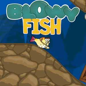 Acheter Blowy Fish Clé Cd Comparateur Prix
