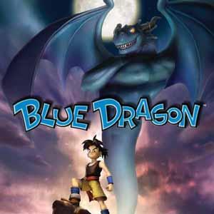 Acheter Blue Dragon Xbox 360 Code Comparateur Prix