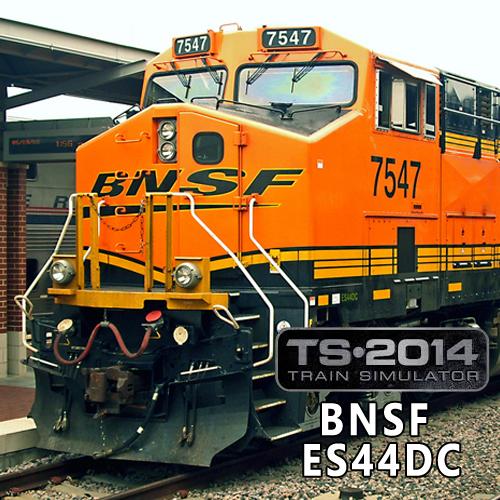 Acheter Train Simulator BNSF ES44DC Cle Cd Comparateur Prix