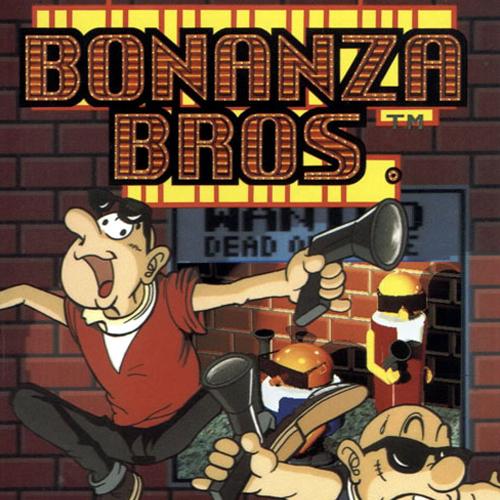 Acheter Bonanza Bros Clé Cd Comparateur Prix