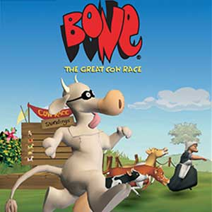 Bone The Great Cow Race