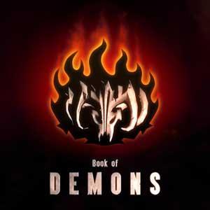 Acheter Book of Demons Clé Cd Comparateur Prix