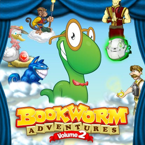 Acheter Bookworm Adventures 2 Cle Cd Comparateur Prix