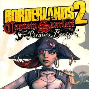 Acheter Borderlands 2 Captain Scarlett and her Pirates Booty Clé Cd Comparateur Prix