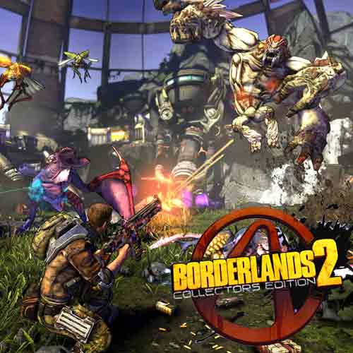 Acheter Borderlands 2 Collectors Edition Pack DLC clé CD Comparateur Prix