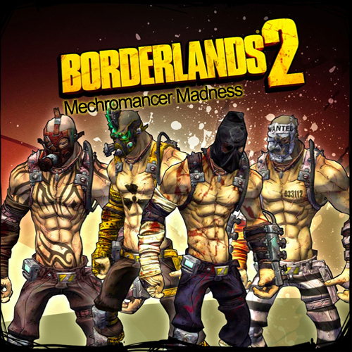 Acheter Borderlands 2 Mechromancer Madness Cle Cd Comparateur Prix
