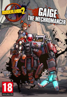Borderlands 2 Mecromancienne